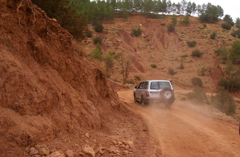 Circuit 4x4 Marrakech
