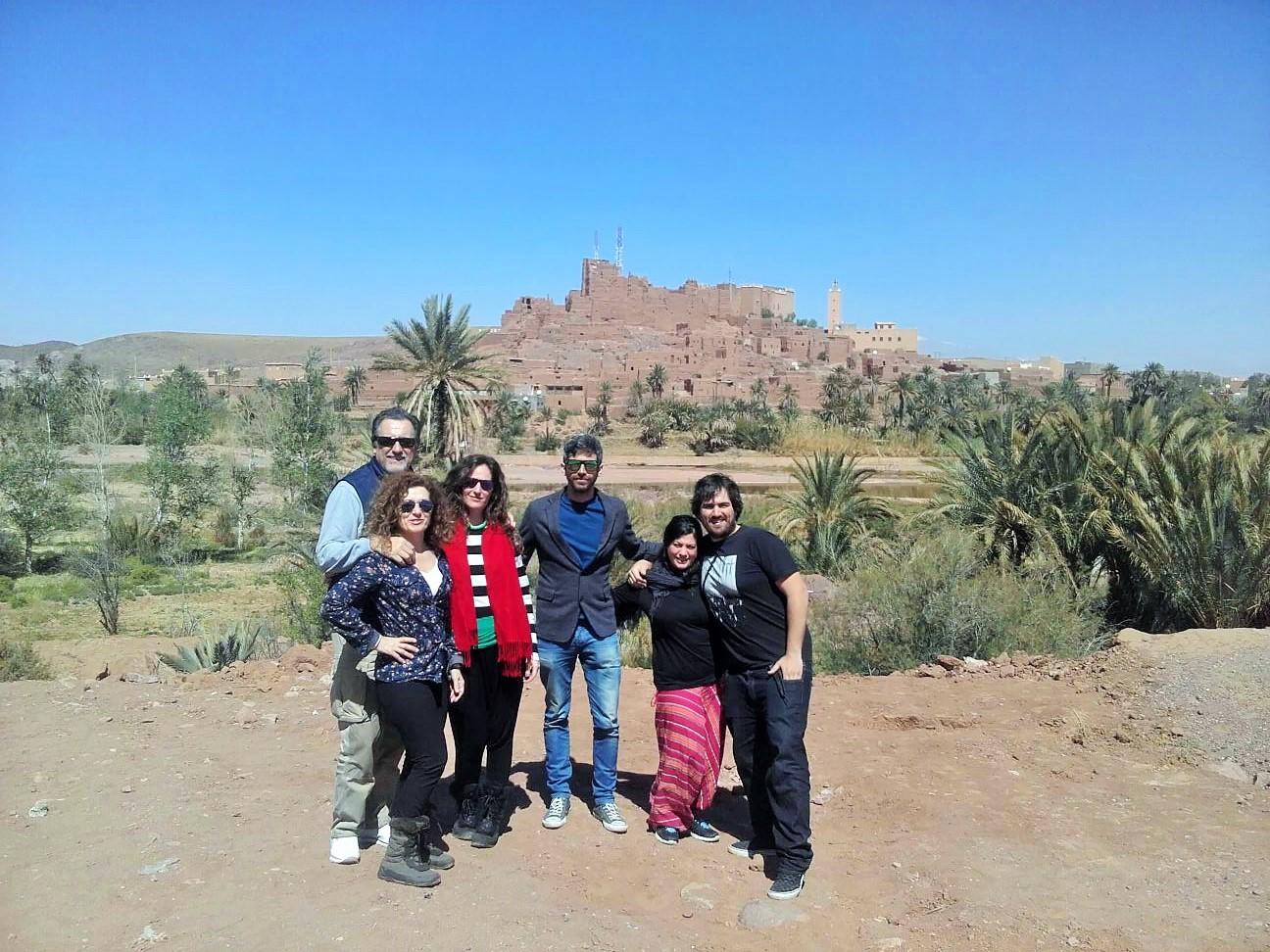 Marrakech Desierto